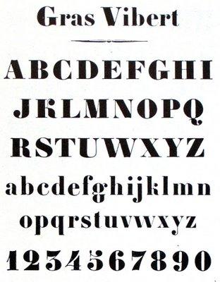 Русские Шрифты 19 Века